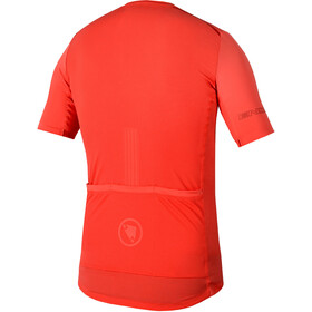 Endura Pro SL Lite SS Jersey Men sunset red